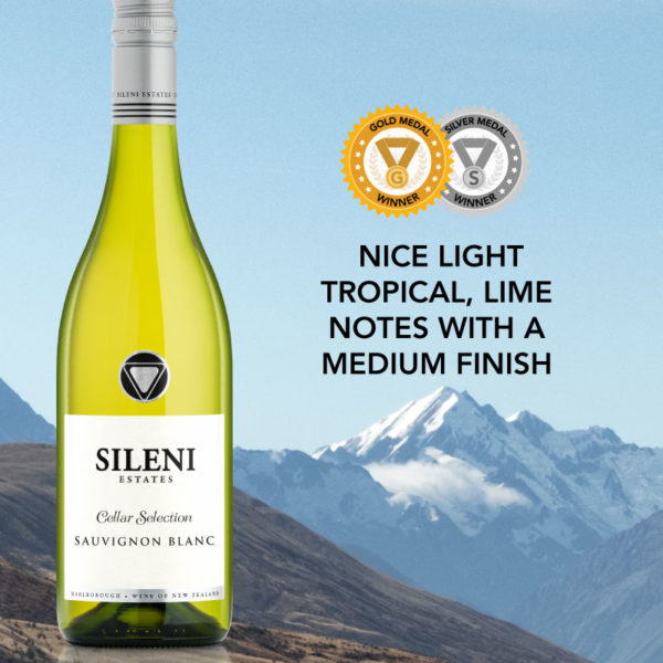 Sileni Cellar Selection Sauvignon Blanc Marlborough